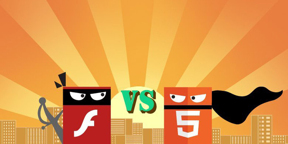 flash vs html5